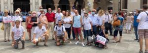 Famiglia è Futuro piazza Dante Zerman Grigolini